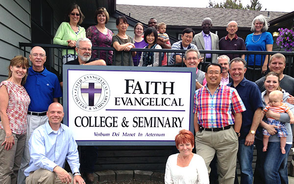 Faith Seminary Staff